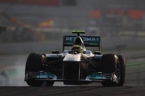 Росбергу понравился первый в истории этап Ф-1 в Индии