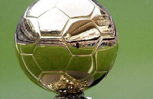 ФИФА огласила список претендентов на Золотой мяч