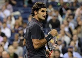 Федерера назвали лучшим