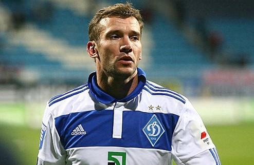 Шевченко и Шовковский отправились вместе с командой в Стамбул