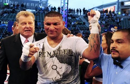 Арреола хочет реванша с Кличко