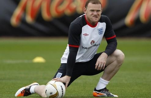 Руни поедет на Евро-2012