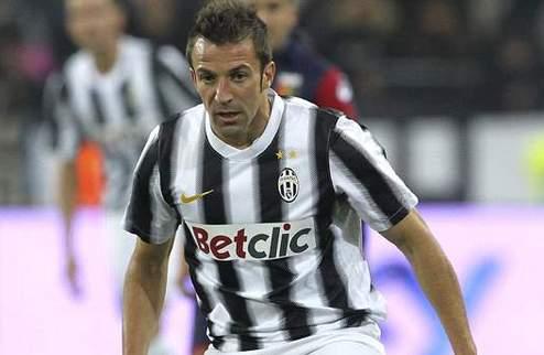 Дель Пьеро может перейти в Милан?