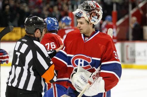 НХЛ. Прайс готов начать переговоры с Монреалем