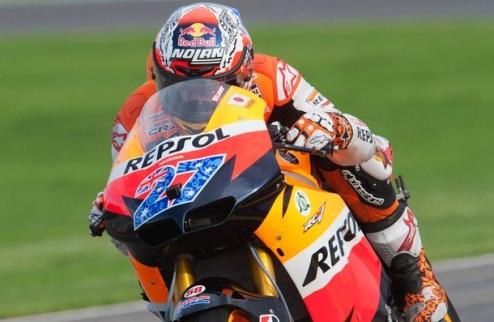 MotoGP. Гран-при Валенсии. Практика №3. Стоунер возвращается наверх