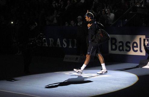 Урок от Федерера
