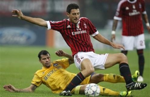 Милан: у Бонеры — травма головы и шеи