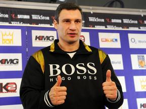 Виталий Кличко почтил память Фрейзера