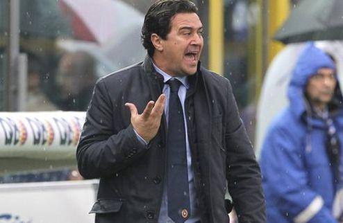 Кальяри прощается с тренером