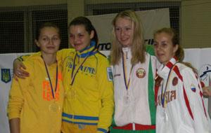 Фехтование. Украинцы — с медалями этапа Кубка мира