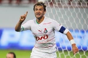 Официально: Сычев останется с Локомотивом до 2015 года