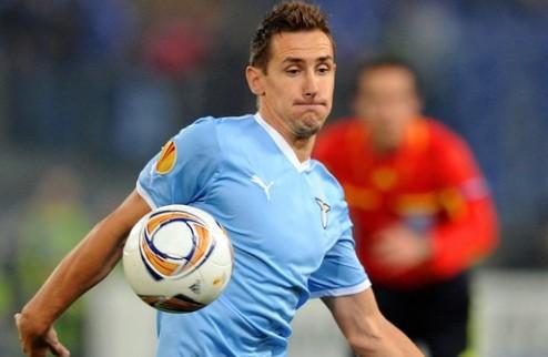 Милан мог подписать Клозе