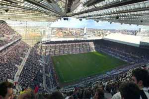 Ньюкасл переименовал стадион