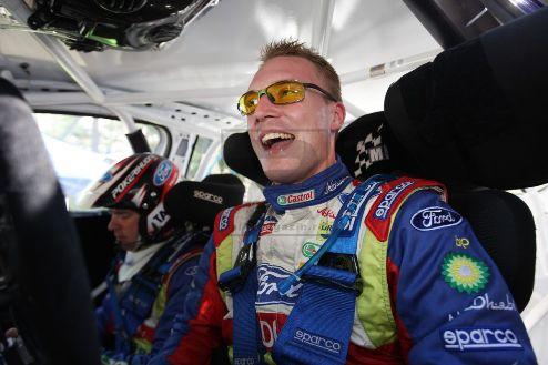 WRC. ����� ��������������. ������ ������� � 2 ���������� �� �������