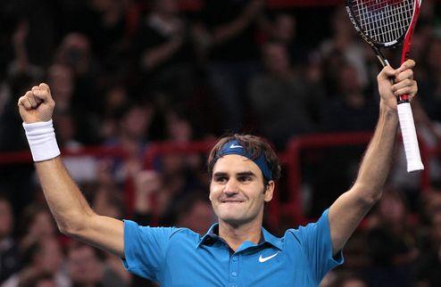 "Федерер: ""Я просто в восторге"""