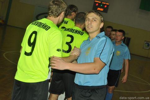 ДАТА-Спорт. Зимний чемпионат 2011/2012. Третий тур