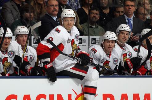 НХЛ. Оттава: Михалек хочет забить 50 шайб