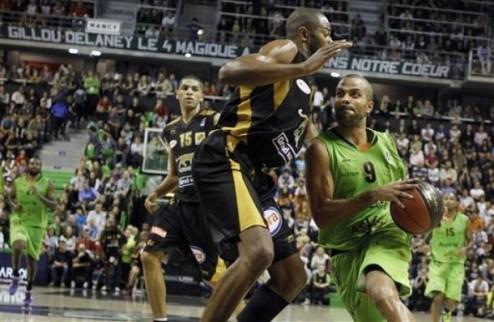 Паркер — MVP первой недели Еврокубка