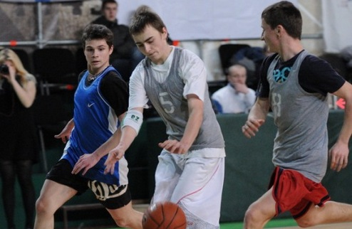 Школьная баскетбольная лига. Стартует новый сезон!