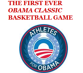 Звезды НБА сыграют на Obama Classic Basketball Game