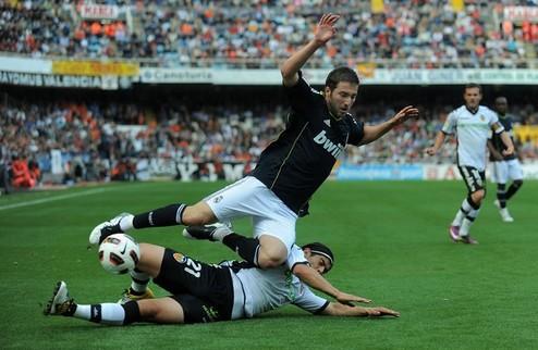 Валенсия — Реал. Онлайн