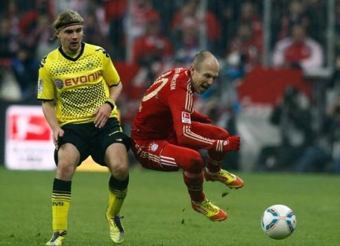 Бавария повержена дортмундскими чемпионами + ВИДЕО