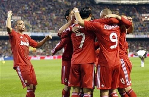 Валенсийский триллер остается за Реалом + ВИДЕО