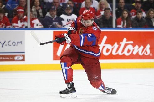 НХЛ. Вашингтон дозаявил Орлова
