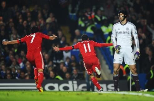Ливерпуль вырывает победу на Стэмфорд Бридж + ВИДЕО