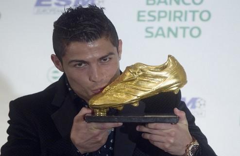 Роналду занялся благотворительностью