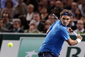 """Федерер: """"У Тсонги очень сильная подача"""""""