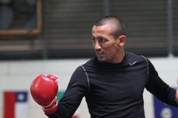 Салидо готовится к реваншу с Лопесом
