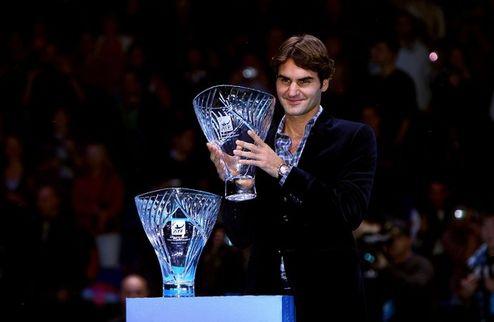 Федерер, Джокович и Надаль получили очередные награды