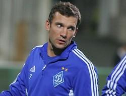 Шевченко готовится к матчу с Оболонью