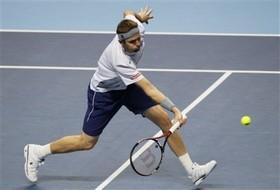 """Фиш: """"Я могу победить Федерера"""""""