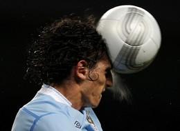 Рома арендует защитника Ман Сити