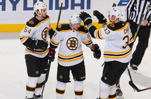 НХЛ. Десятая победа Бостона, день овертаймов и буллитов