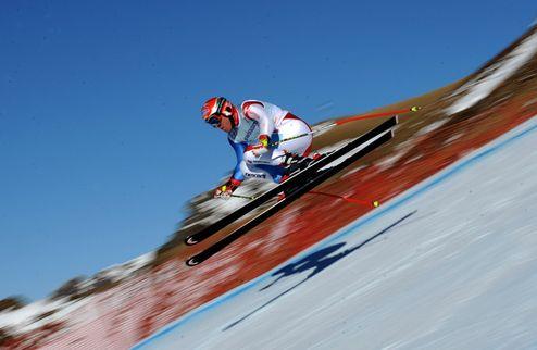 Горные лыжи. Куш начинает победное шествие
