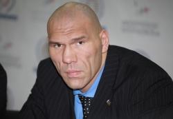 """Валуев: """"Бокс — самый мужественный вид спорта"""""""