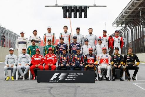 Гран-при Бразилии в картинках