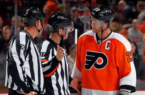 НХЛ. Филадельфия вновь осталась без Пронгера