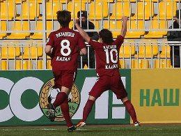 Игроки Рубина — в сфере интересов Динамо М