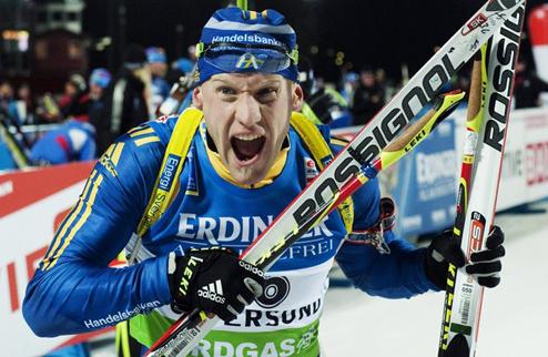 Биатлон. Шведская сенсация
