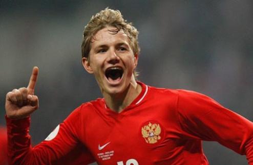 Павлюченко согласовал контракт с Локомотивом
