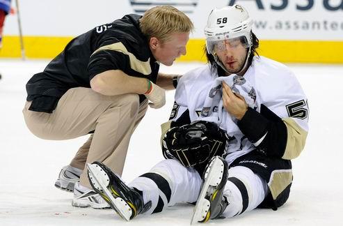 НХЛ. Питтсбург: Летанг и Михалек все еще вне игры