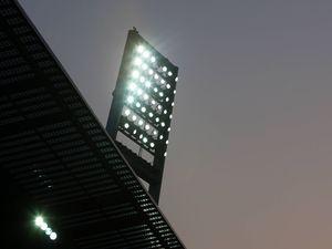 Матч Серии Б остановлен из-за поломки электричества