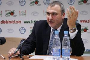 Усенко возглавил кадетскую сборную Украины