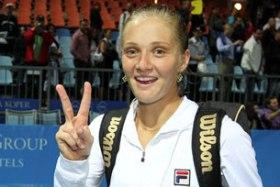 Теннисистка стала лучшей в российской политике