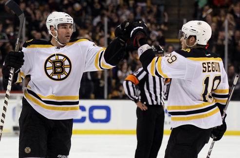 НХЛ. Бостон разобрался с Питтсбургом, победы Оттавы, Флориды и Торонто