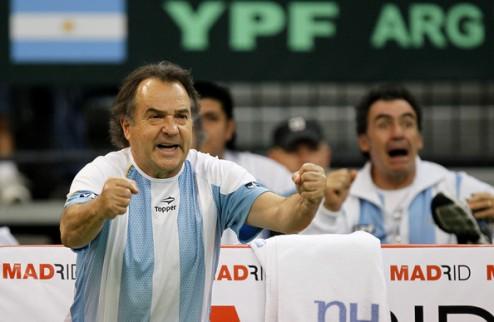Аргентина осталась без капитана